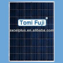 Aluminum frame PV 160w photovoltaic mono solar panel