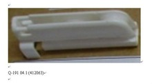 2012 NEWEST Professional Curtain/ Window Accessories Mould