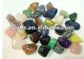 alto pulido de ágata de piedras preciosas guijarros de piedra