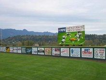 vallas publicitarias led gigantes electronicas full color de publicidad al aire libre en centro comercial esestadios deportivos