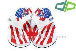 new 2012 design of eva slipper and sandals