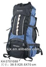 spacious adventure rucksack roomy hiking backpack bag