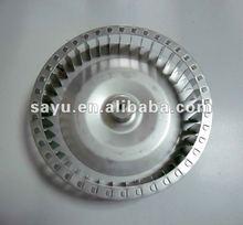 stainless steel impeller for kitchen appliance