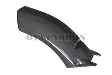 Carbon fiber motorcycle Rear Hugger for Aprilia Tuono 1000R