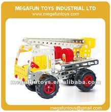 191pcs Metal-Engineer Series Shape Changing Metal Toy