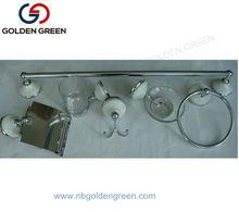 zinc alloy bathroom accessories set
