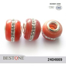 Cat's Eye With Crystal Rhinestone Beads Hot Sale In 2012