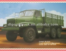 Dongfeng EQ2082 All-wheel 6x6 Military Truck,Off-road vehicle