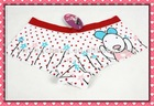 2012 Lovely low waist young girls underwear