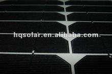 mini solar panel monocrystalline 35w for portable use 12V system