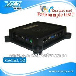 Cheapest multiuser mini itx case for school XCL L-10