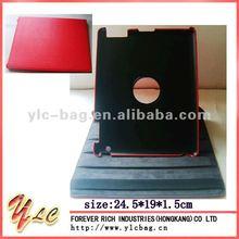 Newest Fashion design For Ipad 3 Foldable Pu Leather Case