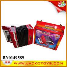 Crianças música acordeão brinquedos, Infantil concertina brinquedo