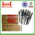 Alta qualidade 2.5 mm 3.2 mm 99% nickle ferro fundido eletrodo para soldagem de aço fundido