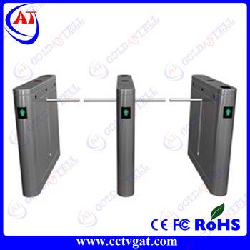 pedestrian barrier gate