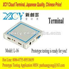 High compatibility fanless Iwill Mini ITX Computer Case S197-H55