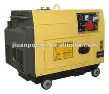2012 big discount!!!5kw generator powered by Yanman engine
