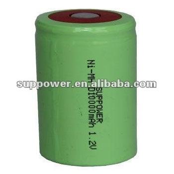 D size dewalt power tools battery 10000mah