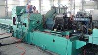 CNC centerless lathes machine metal round bar peeling horizontal machine