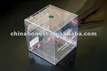 2012 folding print plastic pack