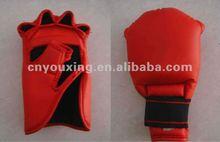 New design red karate /sanda equipment