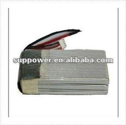 li-polymer rechargeable battery 3.7... 3000mAh li polymer 3S with PCB