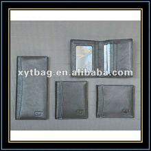 Key ring card holder and debit card holder sets