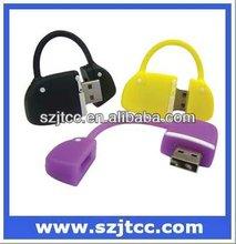 Fashion Bag USB Flash USB Gadget PVC Bag USB