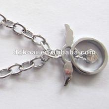 zinc alloy pendant necklace and fashion jewelry wholesale