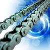 Tensile wear-resisting High-quality goods chain 428-104L motorcycle drive chain