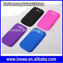For Samsung Galaxy S3 Simple Design Soft Phone Case
