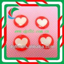 Party favors soft epoxy sticker