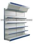 Book shop used supermarket shelf rack