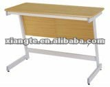 Library equipment, library reading table,metal study table