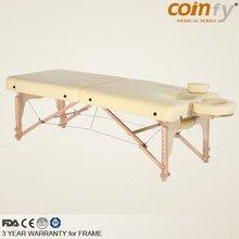 COMFY CFMS05-7 Wooden Portable Massage Table
