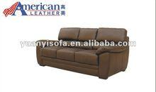 CN1004A Modern home furniture sofa, 2012 latest design leather sofa