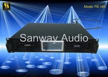 FB-14K 2ohm Stable Pa System Pro Sound Digital Audio Amplifier
