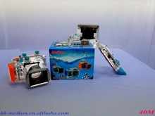 2012 new design waterproof case for digital cameras for Canon G11 G12