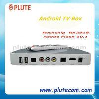 1080P Full HD Smart Google TV Box with RK2918