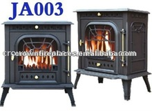 Professional manufacture Cast Iron fireplace(JA003)