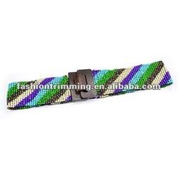 Fashion women beaded belt