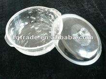 Fused Crystal baking dish,Crystal barbecue pan,pot