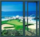 outward or inward opening casement window