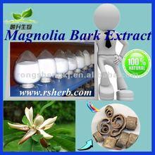 GMP factory supply magnolia officinalis bark extract