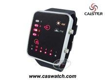 Fashion digital watch with square shape