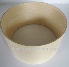 wood snare drum shell