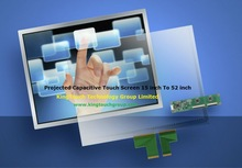 """42"""" surface/projected capacitive touch screen"""