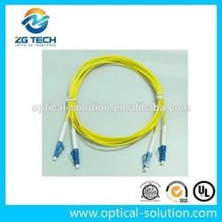 Multi mode Duplex OM3 Fibre Optic Patch Cable LC-LC connector