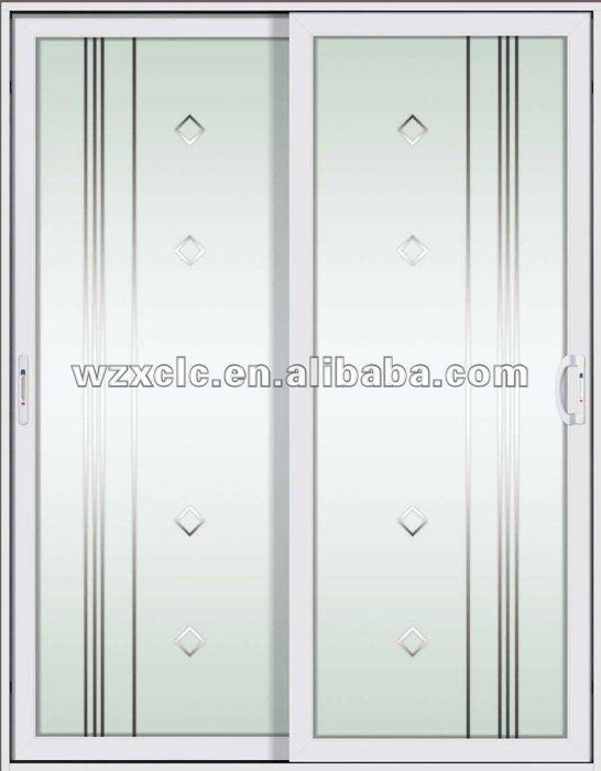 Puertas Correderas Para Un Baño:el vidrio puerta corredera para cuarto de baño o un dormitorio-Puerta