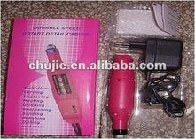 Electric Manicure nail Drill & Accessory